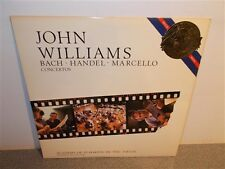 * John Williams . Academy Of St-Martin . Classical Guitar . LP