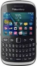 BLACK BLACKBERRY 9320 SMARTMOBILE PHONE-UNLOCKED WITH NEW USB LEAD AND WARRANTY