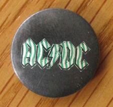 Original AC/DC Memorabilia Badges/Pins