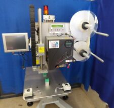 "BLUM Etikettiermaschine LEGI AIR 4050E Etikettendruckspender Weber ""TOP ZUSTAND"""