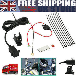 12-24V Motorcycle USB Charger Mobile Socket Adapter For Phone GPS Waterproof