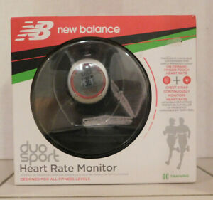 New Balance Duo Sport Heart Rate Monitor/ 50118NB