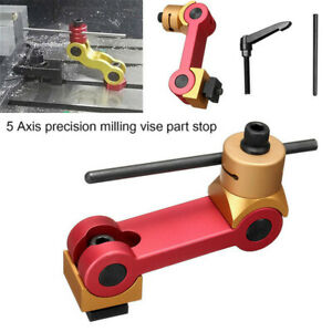 Work Stop Locator Vise Part  Mill Machines Diamond Dresser Positioning Fixture