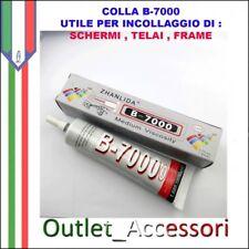 Colla Glue Professionale B7000 B-7000 Schermo Display Telaio Scocca Acqua Frame