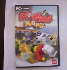 fútbol MANIA juego de video Lego pc ENG texto original en Fútbol Juego completa