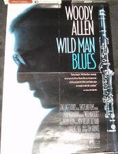 WOODY ALLEN'S  Wildman Blues Movie promo Poster