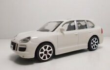 "Bburago 30000 Porsche Cayenne Turbo ""White"" METAL Scala 1:43"