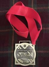 Jiu-Jitsu Championship Medal Washington Dc 2018 Spring Int'l Bronze type B