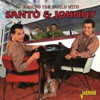 Santo and Johnny - Around The World With Santo and Johnny [CD]