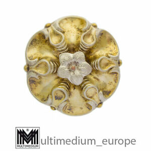 Antike Biedermeier Silber Haarnadel antique silver hair pin 🌺🌺🌺🌺🌺