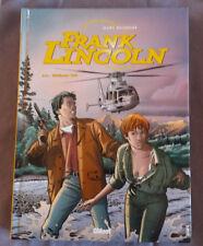 Frank Lincoln 3 EO Break-Up Bourgne Glénat No Michel Vaillant