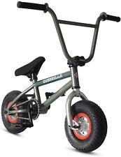 "Bounce Guerrilla Mini 10"" BMX Bicycle Freestyle Stunt Bike 1 PC Cranks Fat Tire"