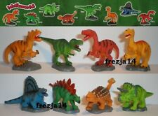 *_* DINOSAURS + bpz Complete Set fremd figures NEW