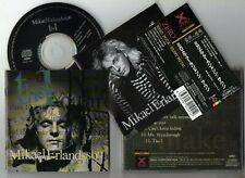 MIKAEL ERLANDSSON - The 1  - 1995 Japan obi ** LAST AUTUMN'S DREAM
