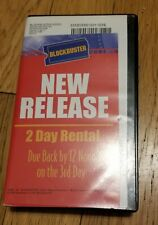 Vintage Blockbuster Former Rental Girlfight