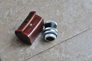 Switar 16mm F1.8 H16 RX Lens for Bolex H16