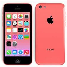 Apple iPhone 5c - 16GB - Pink (Factory GSM Unlocked; AT&T / T-Mobile) Smartphone