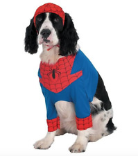 Disguise Marvel Superhero Spider-Man Pet Dog Costume Large