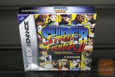 Super Street Fighter II 2: Turbo Revival (Game Boy Advance, 2001) H-SEAM SEALED!