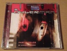 Doctor Who Cyberman Part Four Telos Audio Book Cd Rare