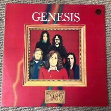 Genesis - 1969 (From Genesis To Revelation) - Rare 1993 Russian 13trk vinyl LP