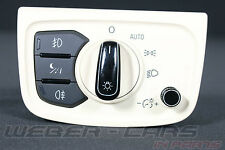 Audi A8 S8 4H W12 Lichtschalter 4H0941531A Mehrfachschalter Licht multi switch