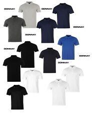 Lot de deux polos  Homme de marque Donnay  6 coloris au choix du XS au 4XL