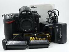 Nikon D3 DSLR Camera Body (Black) - Shutter Count 59948
