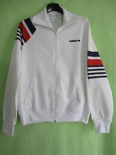 Veste Adidas Blanche Ventex Vintage 80'S Made in France Jacket - 168 / S