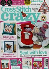 CROSS STITCH CRAZY UK Magazine Issue 247 November 2018