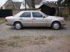 Mercedes Benz 124 300 D Klima Oldtimer H-Kennzeichen Scheunenfund 1986