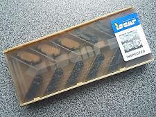Tournant Plaques 10 x tournant de coupe disques ISCAR GRIP 6030y ic8250 Carbide Inserts