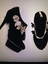 Zapato Bota Kandee Zapatos Dita, Talla 39 y 40, Nuevo Y En Caja RRP £ 170