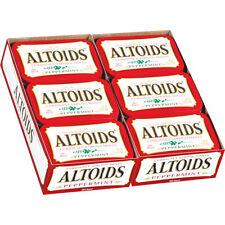 Altoids, Peppermint, Mints 1.76 oz, 24 ct Tins
