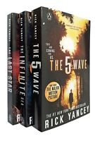 5th Wave Trilogy Rick Yancey 3 Books Fifth Last Star Infinite Sea Kids SF New