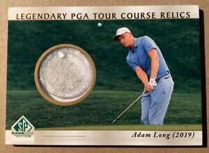 2021 SP Game Used Preview Legendary PGA Tour Course Relics #CRLO Adam Long