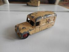 Dinky Toys Daimler Ambulance in Off-White