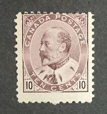 Canada #93 Mint VG