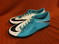 Nike Hypervenom Blue White Man Sports Shoes Soccer 852545 104 UK 7