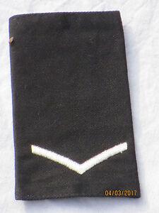 MOD/Germany GUARD SERVICE,Lance Corporal,silber auf schwarz,datiert 2011