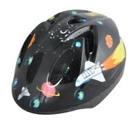 Alpha Plus Junior Helmet Space Ship 52-56cm Dial Fit