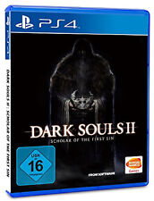 DARK Souls II: Scholar of the first USATO ps4-gioco