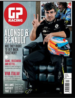 GP Racing Magazine September 2020 Issue 295 F1 Alonso & Renault