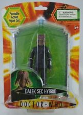 Doctor WHO Serie 3 Action Figure-Dalek Sec Hybrid-RARE -.