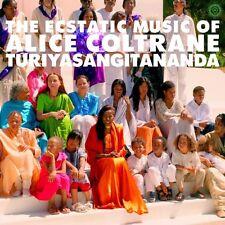 THE ECSTATIC MUSIC OF ALICE COLTRANE TURIYASANGITA  CD NEU