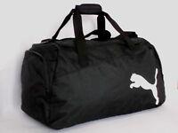 Puma Pro Training Medium Bag Black/White Tasche 72938-01  Neu