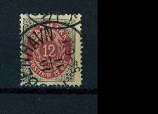 Denmark Stamp Scott # 46 Used Fine (S40)