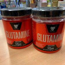 BSN GLUTAMINE muscle recovery workout powder l-glutamine unflavoured 309G 2PACK