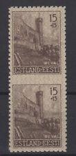 GERMAN OCCUPATION, ESTONIA, EESTI, STAMPS, 1941, Mi. 4 UM s **.