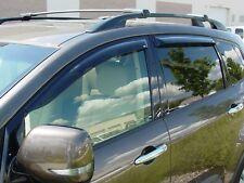 Tape-On Vent Visors for 2006 - 2014 Subaru Tribeca
